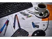 Tax Returns from £70, Company Accounts from £120, Bookkeeping, Payroll, HMRC Penalty