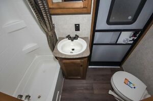 Keystone RV Sprinter 313BHS Moose Jaw Regina Area image 14