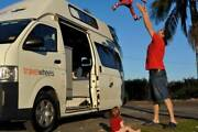 Toyota Hiace 5 person Automatic Campervan Botany Botany Bay Area Preview