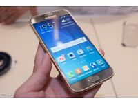 Like new sumsung galaxy s6 gold 32 gb