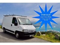 Converted Van FOR SALE £3,500 O.B.O