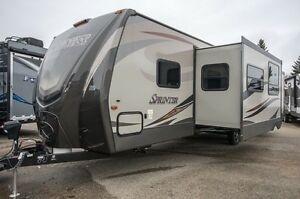 Keystone RV Sprinter 313BHS Moose Jaw Regina Area image 1