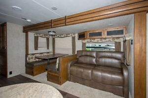 Keystone RV Sprinter 313BHS Moose Jaw Regina Area image 9