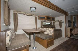 Keystone RV Sprinter 313BHS Moose Jaw Regina Area image 16