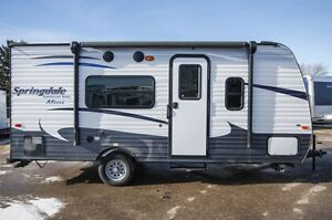 KEYSTONE RV -Summerland Mini 1700FQ