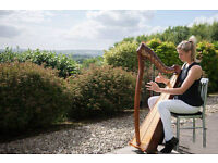 HARPIST AVAILABLE FOR ALL OCCASIONS, HARP, WEDDINGS, PARTY, BIRTHDAY, RETIREMENTS, NORTHERN IRELAND