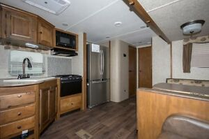 Keystone RV Sprinter 313BHS Moose Jaw Regina Area image 11