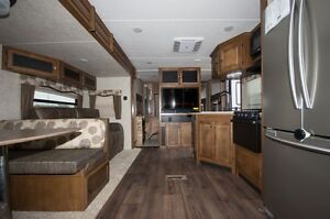 Keystone RV Sprinter 313BHS Moose Jaw Regina Area image 12