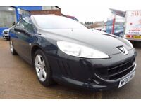 Peugeot 407 SE coupe, 56 plate