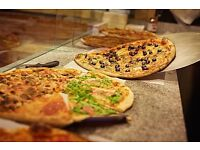 Shop Assistant / Pizzaiolo /Pizza Chef