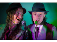 The Hot Hats : Wedding/Party Duo/Band