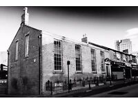 Ghost Hunt at George street chruch in Oldham and check out out page for other locations!