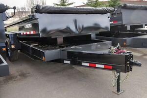 Trailtech DUMP box trailer (L270HD)