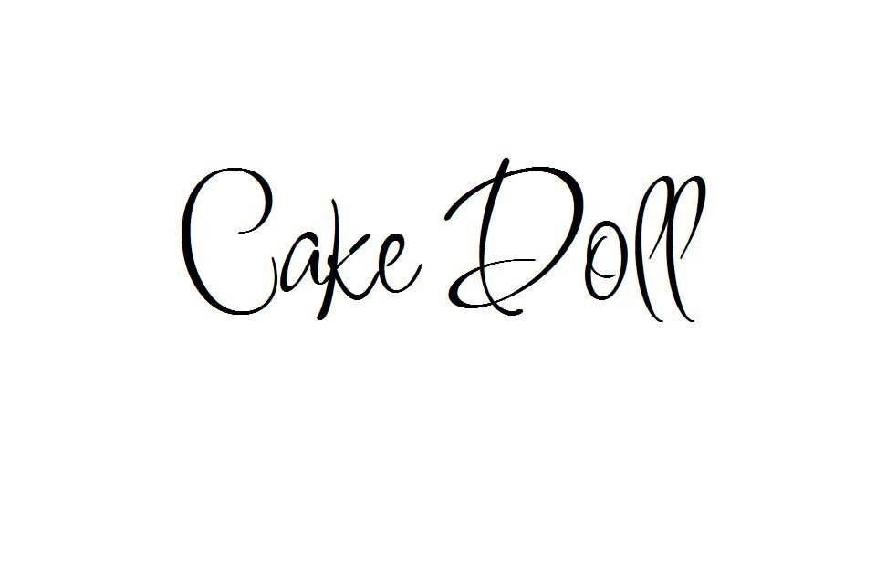 Cake Doll Cosmetics