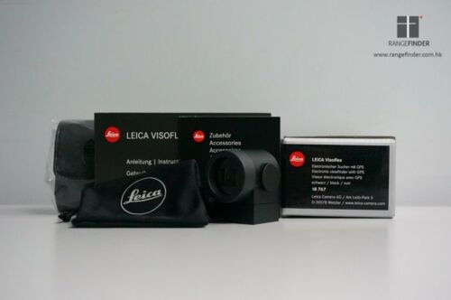 NEW Leica Visoflex Typ 020 Electronic Viewfinder EVF GPS for
