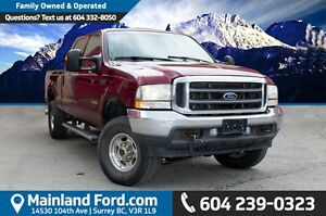 2004 Ford F-350 Lariat NO ACCIDENTS