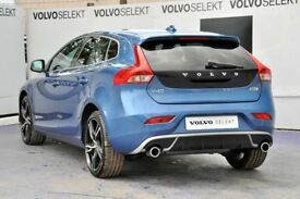 New Volvo V40 R-Design Duel Exhaust System with Rear Diffuser and Heat Shield (as seen on images)
