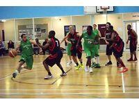 Sutton Spartans Men's Basketball