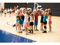 BASKETBALL SESSIONS FOR KIDS - LONDON