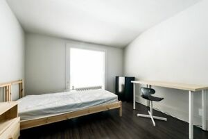 STEPS TO UNIVS, ALL INCLUSIVE, NEW FURNISHED ROOM, AVAILABLE NOW