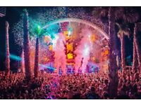 4 Hideout Festival Tickets for Sale 2018