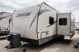 KEYSTONE RV- Sprinter Campfire 26RB