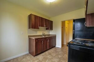 TOP floor 2 bedroom - save and secure building at West Edmonton