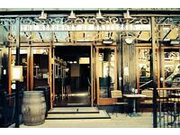 Part time bar staff wanted for busy Clapham/ Battersea sports led pub