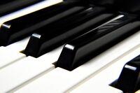 COURS DE PIANO PRIVÉS À DOMICILE