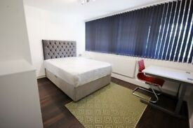 NEW PROPERTY - DOUBLE ROOM FULLY FURNISHED AVAILABLE NOW BESIDE EUSTON STATION
