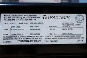 Trailech Tiltbed -L270-24 Moose Jaw Regina Area image 4