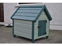 Wooden Dog kennels & Hen Arks made to the best quaility