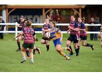 Want to play women's rugby? Play ladies rugby in Coventry, Leamington, Nuneaton and Stratford