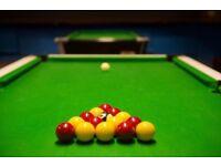 Croydon Pool Team