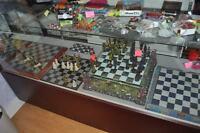 Unique Chess Sets!!