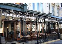Superstar bar/ floor staff needed for busy sports led pub in Clapham