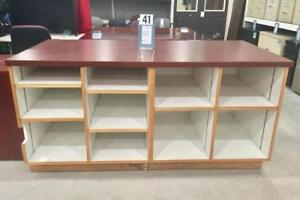 Large Work Bench with Storage