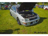 Subaru Impreza 2l turbo 272bhp jap import sale or swaps
