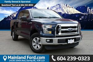 2016 Ford F-150 XLT NO ACCIDENTS, LOCAL