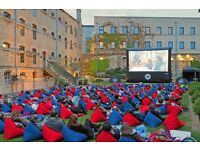 Cult Screens Open Air Cinema General Crew