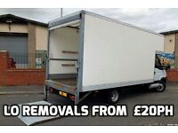 **LOW COST** 🚚 POOLE REMOVALS FROM £20PH