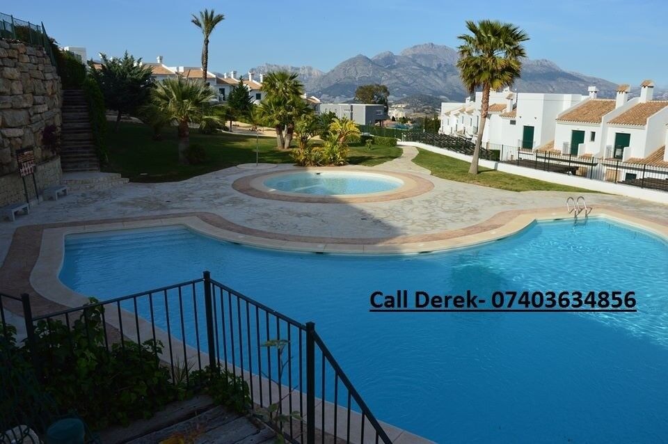 Holiday Villa available to rent on the Costa Blanca, Spain