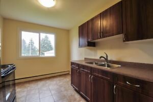 **Renovated 2 bdrm suite in quiet West end location**