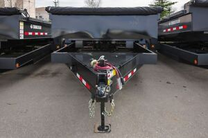 Trailtech DUMP box trailer (L270HD) Moose Jaw Regina Area image 2