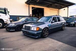 1991 Mercedes 300TE (7 Seater) LS1 T56 Swapped   Cars, Vans & Utes