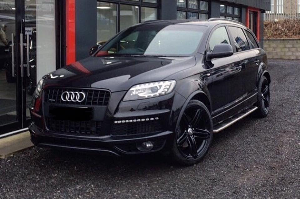 **Stunning Audi Q7 Black Edition 3.0L Quattro** | in ...