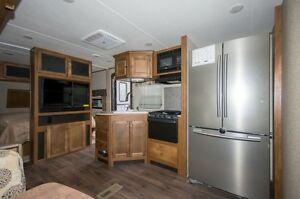 Keystone RV Sprinter 313BHS Moose Jaw Regina Area image 13