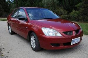 2005 Mitsubishi Lancer Sedan Mount Martha Mornington Peninsula Preview