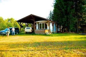 Land for sale, 11.5 acres Meadow Creek, BC