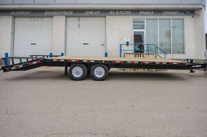 Trailtech - H270PH-20 Flatdeck Moose Jaw Regina Area image 2
